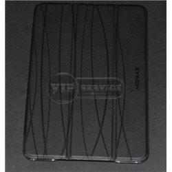 iPad mini 1/2/3 чехол-книжка Momax, экокожа, черный