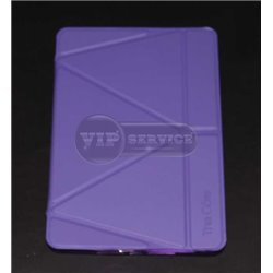 чехол-книжка iPad Mini 1/2/3 The Core фиолетовый экокожа