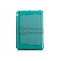чехол-книжка iPad Mini 1/2/3 Momax складная крышка держатель черный силиконовый