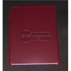 iPad mini 1/2/3 чехол-накладка, пластиковый, красный