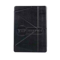 iPad Pro 9,7'' чехол-книжка ONJESS, экокожа, силиконовая основа, черный