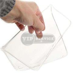 iPad Pro 12.9'' чехол-накладка, силиконовый, прозрачный