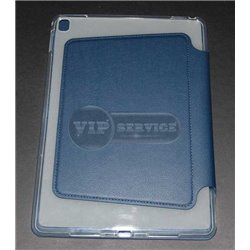 iPad Pro 9,7'' чехол-книжка ONJESS, экокожа, силиконовая основа, синий