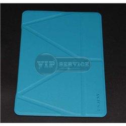 iPad Pro 9,7 чехол-книжка ONJESS, экожа, лазуритовый