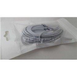 кабель USB lightning плетенка 3х метровый