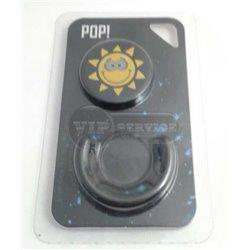 липучка для смартфона Pop! repositionable&fun черная