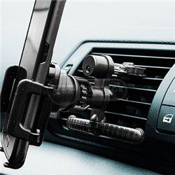 держатель универсальный автомобильный на воздуховод (Universal vent holder), черный