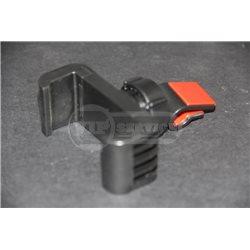 держатель на воздуховод mini new, черный