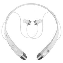 Наушники LG Tone+ HBS-500 Bluetooth, белые