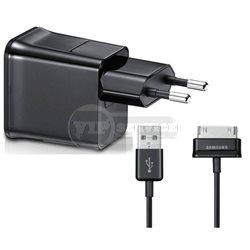 блочок зарядки Samsung Tab, черный