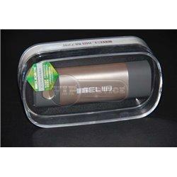 Meliid 5000mAh внешний аккумулятор, овальный,золотой