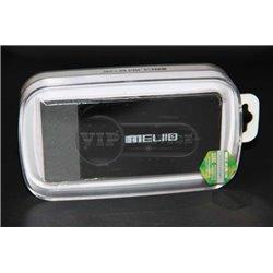 Meliid 3300mAh внешний аккумулятор, плоский, черный