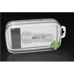 Meliid 3300mAh внешний аккумулятор, плоский, белый