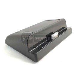 Galaxy Tab 8.9''/10.1'' док-станция SEA Twin USB со слотом для аккумулятора, черная