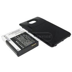 Galaxy S2 чехол-аккумулятор 2800mAh, черный