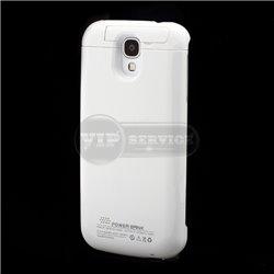 Galaxy S4 чехол-аккумулятор Meliid 3200mAh, белый