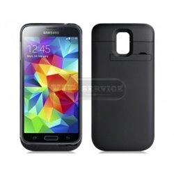 Galaxy S5 чехол-аккумулятор Meliid 3500mAh, черный