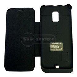 Galaxy S5 Mini чехол-аккумулятор Meliid 3000mAh, черный
