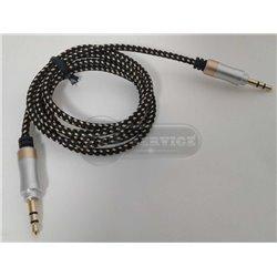 кабель AUX плетенка