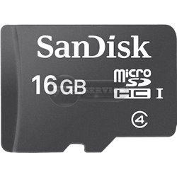 Карта памяти microSD Samsung 16GB