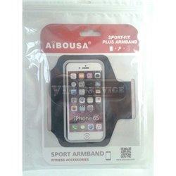Чехол на руку Aibousa спортивный, черный