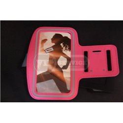 Чехлы на руку спортивный, розовый