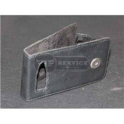 Desire A8181 чехол-блокнот A-Case, кожаный, черный