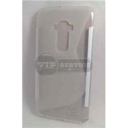 G Flex чехол-накладка, силиконовый волна, прозрачный