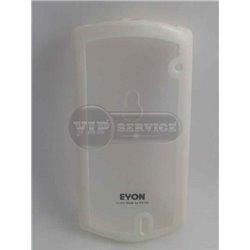 MT15i чехол-накладка Eyon, силикон+пластик, белый