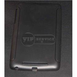 Nexus 7 2012 чехол-накладка, силиконовый, серый