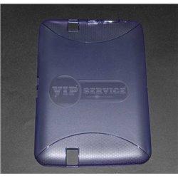 Kindle Fire HD 8,9'' чехол-накладка, силиконовый, фиолетовый