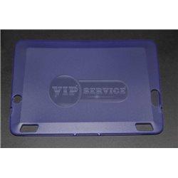 Kindle Fire HD 7'' чехол-накладка, силиконовый, фиолетовый