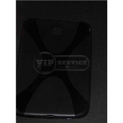 """Note 8.0"""" N5110 чехол-накладка, силиконовый, черный"""