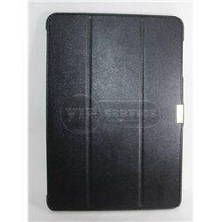 Note Pro 12.2 чехол-книжка iCarer, кожаный, черный