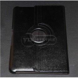 """Tab 10.1"""" P7510 чехол-книжка, кожаный, поворот внутри чехлы на 360, черный"""