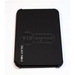 Galaxy Tab 2 P3100 чехол-книжка, экокожа, черный
