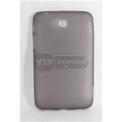 Tab 3 7.0'' чехол-накладка, силиконовый, серый