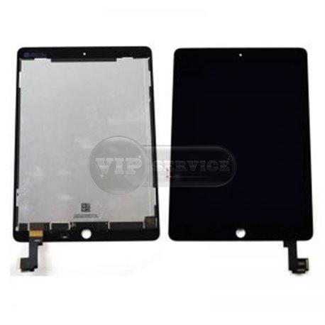 iPad air 2 комплект (модуль) дисплей черный