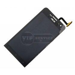 Zenfone 5 дисплей комплект черный