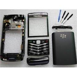 Blackberry 9105 корпус оригинал, черный