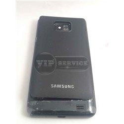 крышка SAMSUNG Galaxy S 2 черная оригинал