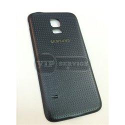 крышка SAMSUNG Galaxy S 5 Mini черная оригинал
