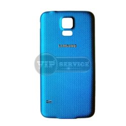 крышка SAMSUNG Galaxy S 5 синяя оригинал