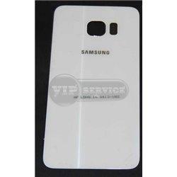 крышка SAMSUNG Galaxy S 6 Edge + белая оригинал