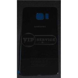 крышка SAMSUNG Galaxy S 6 Edge + черная оригинал